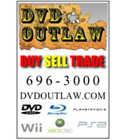 CLICK HERE to view DVD Outlaw