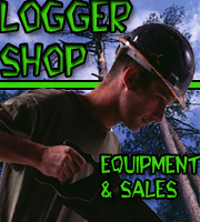CLICK HERE to view Logger Shop Equipment Sales Inc.
